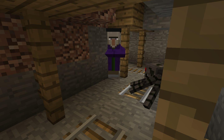 Old Minecraft Pe Village Seed