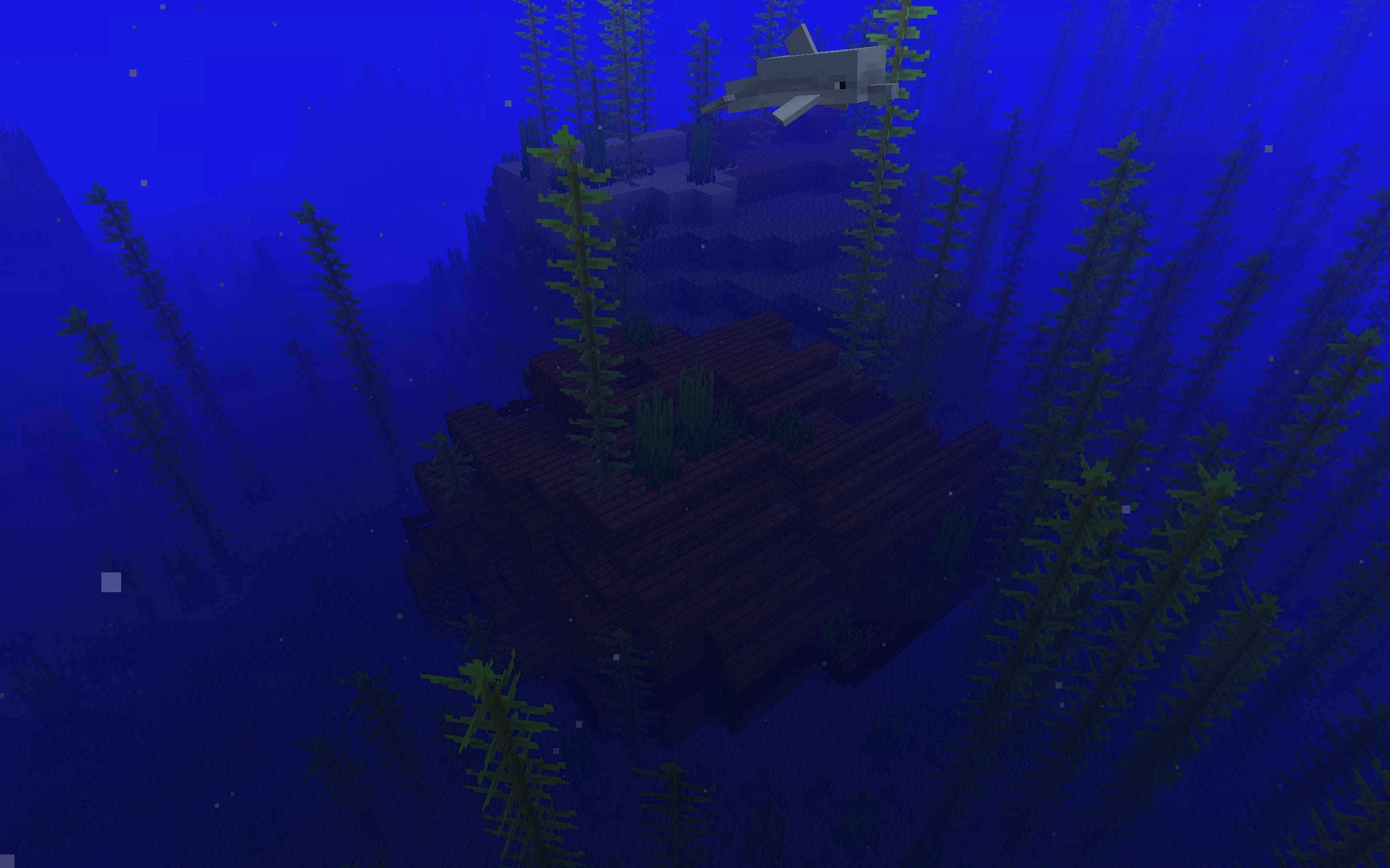 Two Shipwrecks Seed Java Edition Shipwreck Minecraft
