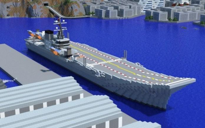 Nano-Class Aircraft Carrier