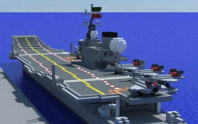 Nano-Class Aircraft Carrier 2