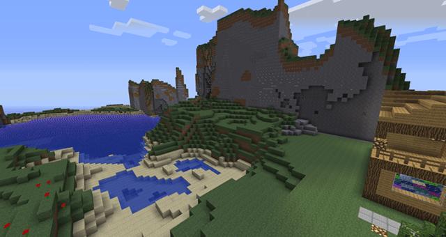 Optifine HD Mod for Minecraft 1.8.4