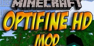 Optifine HD Mod for Minecraft 1.8.4/1.8/1.7.10