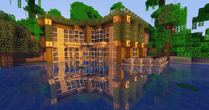 Sildur's Shaders Mod for Minecraft