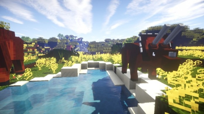 JurassiCraft Mod for Minecraft 1 12 2/1 10 2 | MinecraftSide