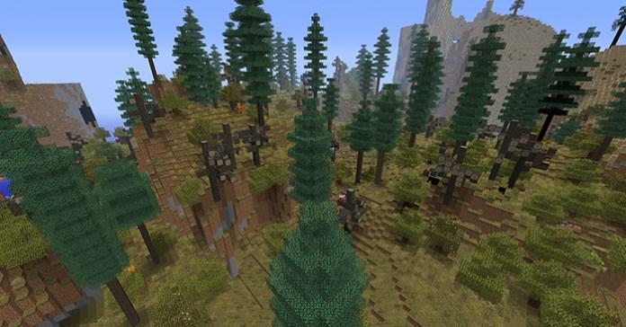 Biomes O Plenty Mod 4