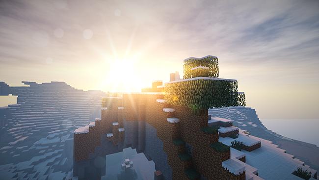 Kuda Shaders Mod for Minecraft 1.8.3/1.8