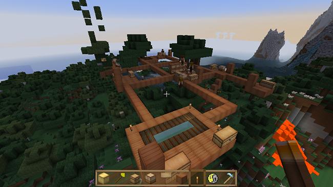 Millenaire Mod for Minecraft