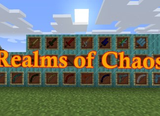Realm of Chaos Mod for Minecraft