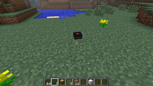 Security Craft Mod for Minecraft