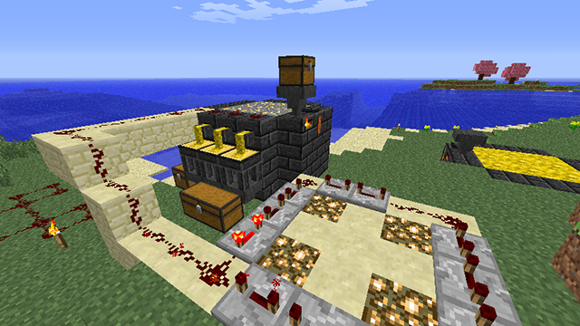 Tinkers Construct Mod for Minecrat