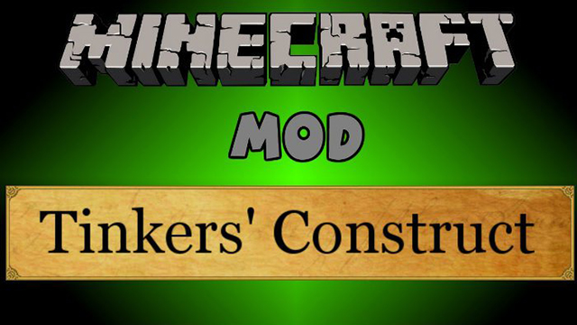 minecraft mod 1.7 10 tinkers construct