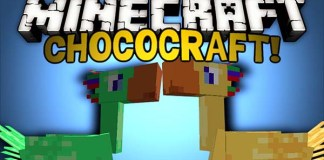 ChocoCraft Mod for Minecraft