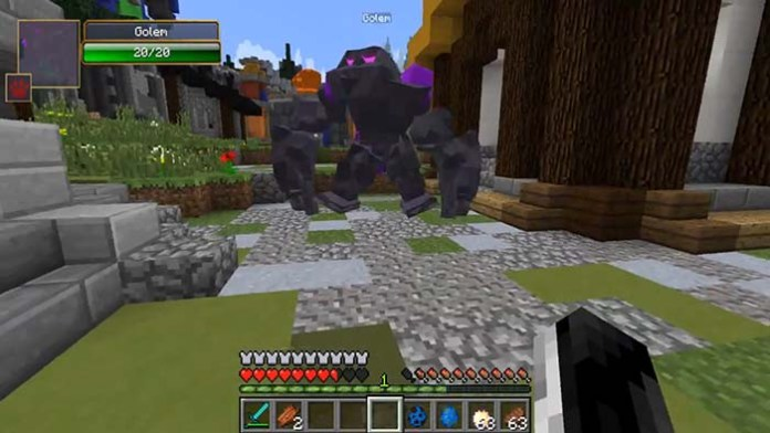 Clash of Mobs Mod for Minecraft