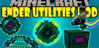 Ender Utilities Mod for Minecraft