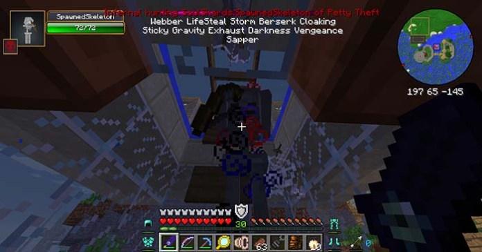 Infernal Mobs Mod for Minecraft