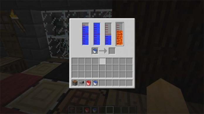 Liquipacks Mod for Minecraft