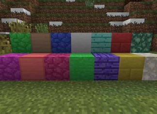 Monoblocks Mod for Minecraft