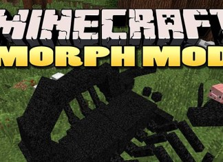 Morph Mod for Minecraft