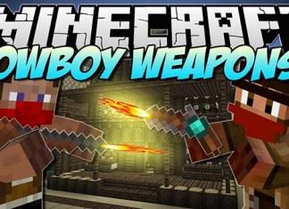 Old Guns Mod for Minecraft