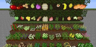 Pam's HarvestCraft Mod for Minecraft