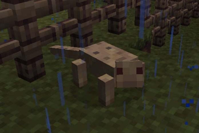 Reptile Mod for Minecraft