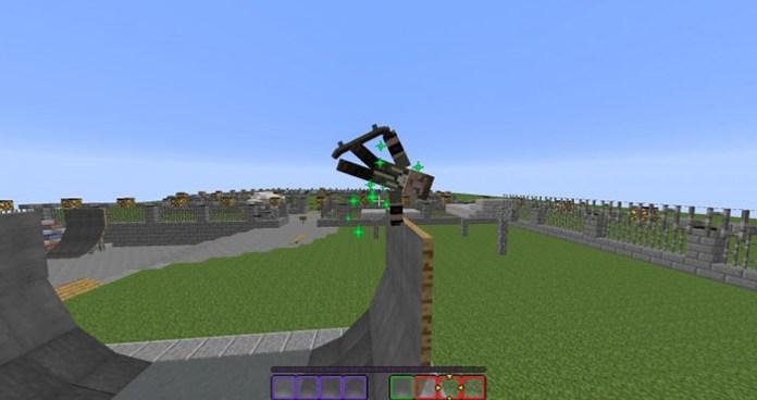 Skateboarding Map for Minecraft