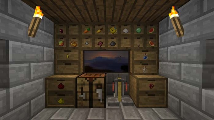 Storage Drawers Mod for Minecraft