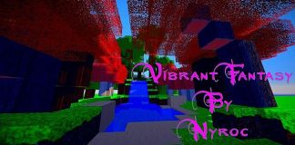 Vibrant Fantasy Resource Pack for Minecraft
