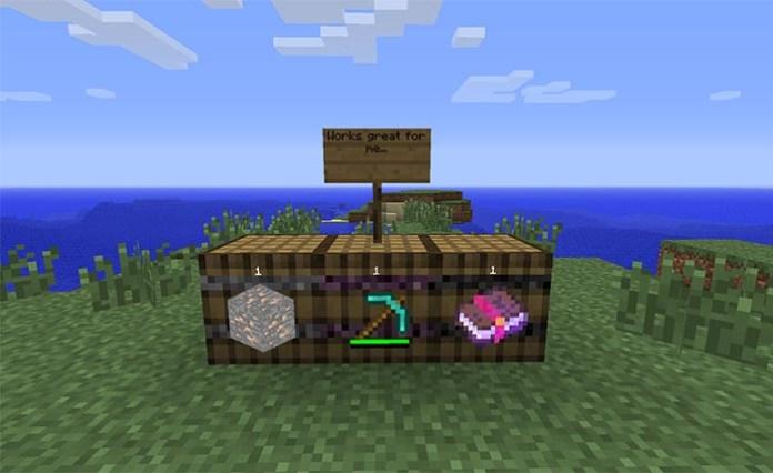 Minecraft Forge API for Minecraft