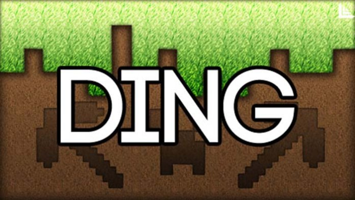 Ding Mod for Minecraft