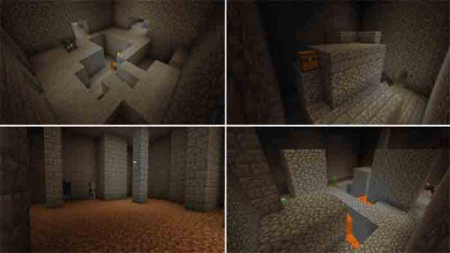 Doomlike Dungeons Mod for Minecraft