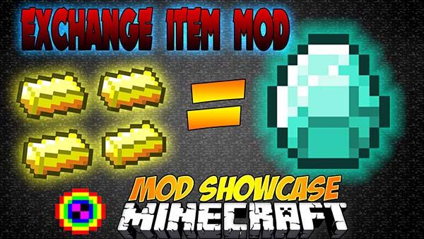 Exchange Orb Mod for Minecraft 1 8 9/1 8/1 7 10 | MinecraftSide