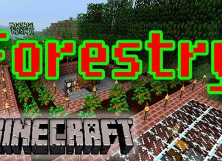 Forestry Mod for Minecraft