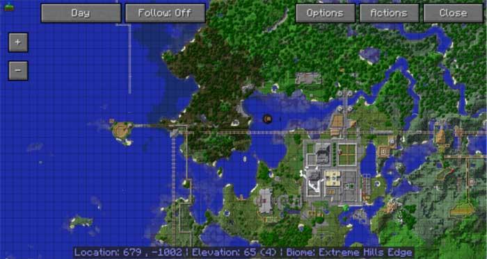 journey map 1.8.9