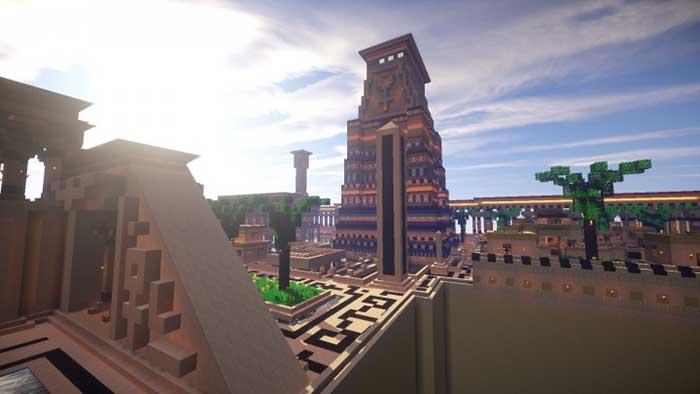 Minecraft Egypt Map.Minecraft Egypt Map Ancient Kush