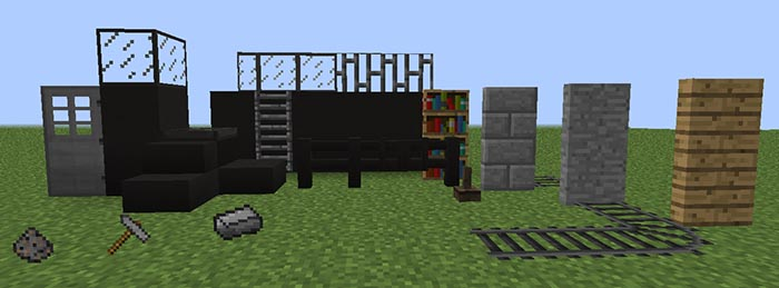 Bunker Mod for Minecraft