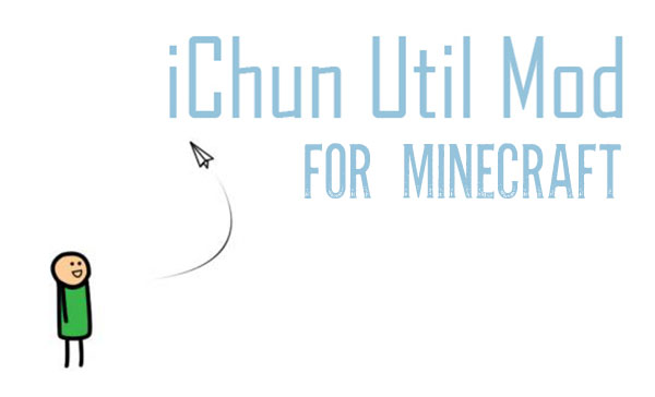 iChunUtil Mod for Minecraft