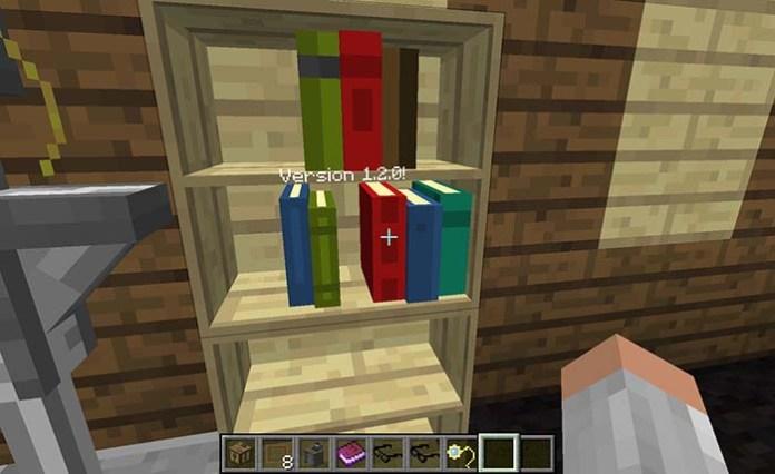 Скачать мод на Майнкрафт 1.7.10 Bibliocraft