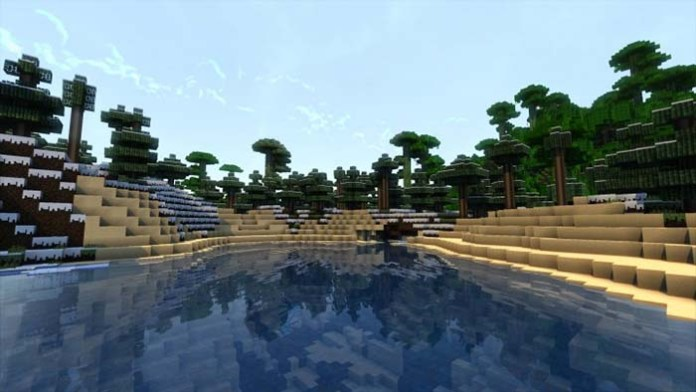 PseudoCraft Resource Pack for Minecraft