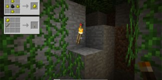 Realistic Torches Mod for Minecraft