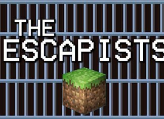 The Escapists Map for Minecraft
