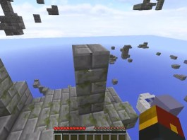 University of Parkour Map for Minecraft