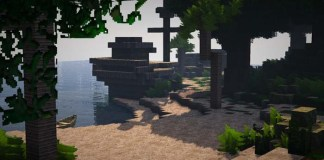 Pirates of the Caribbean Online Resource Pack for Minecraft