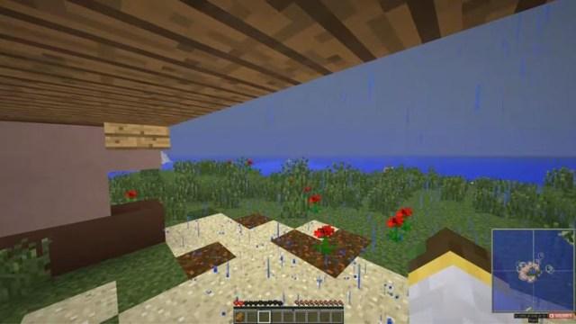 Toxic World Mod for Minecraft