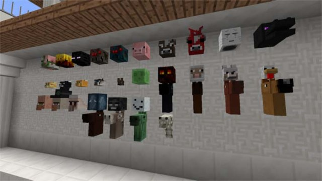 Headcrumbs Mod for Minecraft