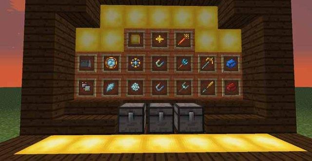 Practicalities Mod for Minecraft 1.7.10