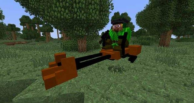 Star Wars Mod for Minecraft 1.8