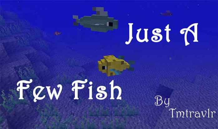 Just a Few Fish Mod for Minecraft 1.8.9