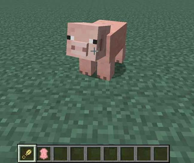 More Shearables Mod for Minecraft