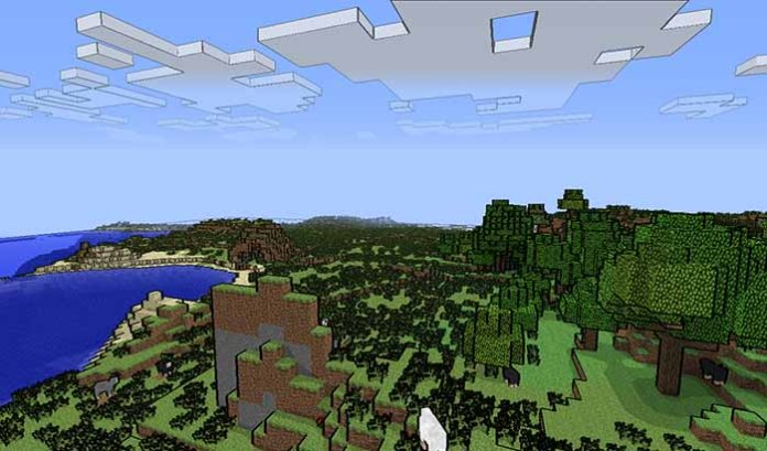 Naelego's Cel Shaders Mod for Minecraft